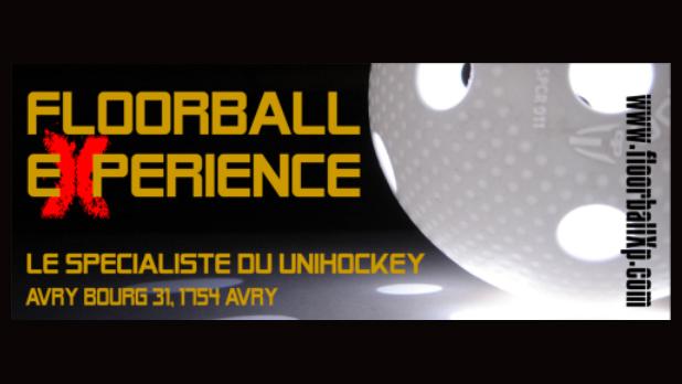Logo de l'entreprise : Floorball Experience
