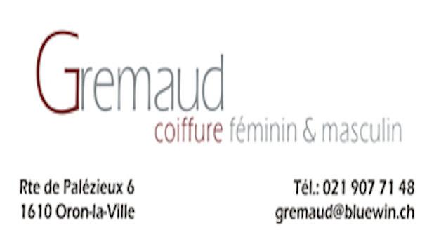 Logo de l'entreprise : Gremaud Coiffure