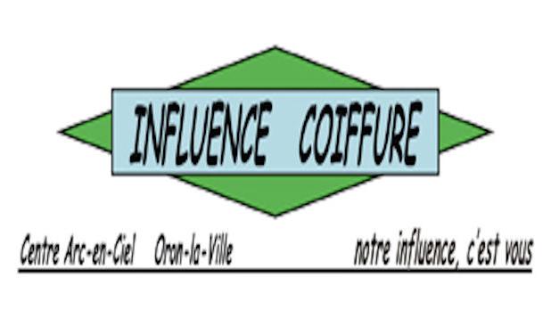 Logo de l'entreprise : Influence Coiffure