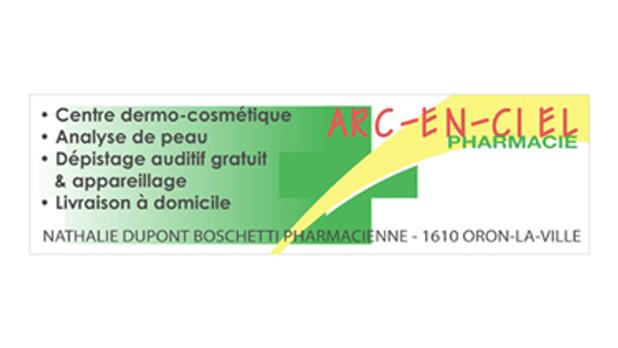 Logo de l'entreprise : Pharmacie Arc-en-Ciel