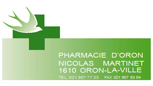 Logo de l'entreprise : Pharmacie Plus d'Oron