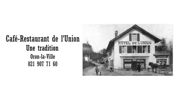 Logo de l'entreprise : Café-Restaurant de l'Union